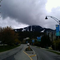 Photo taken at Whistler, BC by Bella V. on 5/22/2012