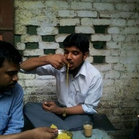 Photo taken at Ungrumpy Aunty Tea Corner by Kalpesh P. on 3/28/2012