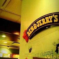 Photo taken at Ben & Jerry's by Kerri N. on 4/3/2012