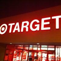 Photo taken at Target by Yoseph on 8/24/2012