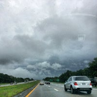 Photo taken at Long Island Expressway (LIE) (I-495) by Jig S. on 9/4/2012