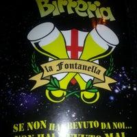 Photo taken at La Fontanella by Cosimo T. on 8/3/2012