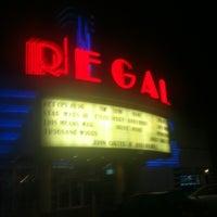 Photo taken at Regal Cinemas Transit Center 18 & IMAX by Ryan M. on 3/9/2012
