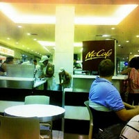 Photo taken at McCafé by Mariela N. on 3/18/2012