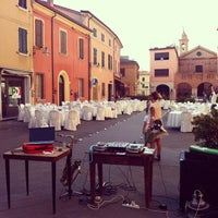 Foto scattata a Piazza Borghesi da Andrea I. il 6/17/2012