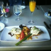 Photo taken at Monarch Restaurant by Lorie A. on 9/9/2012