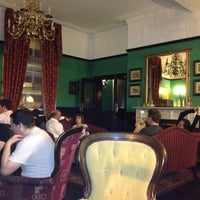 Photo taken at The Library Bar by Brian M. on 8/11/2012