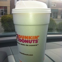 Photo taken at Dunkin' Donuts by Annabel V. on 7/31/2012