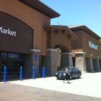 Photo taken at Walmart Supercenter by Marie K. on 7/20/2012