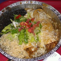 Photo taken at Cafe Rio Mexican Grill by Kirk R. on 7/31/2012
