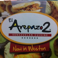 Photo taken at El Arepazo 2 by Carlos B. on 4/13/2012