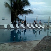 Photo taken at BEST WESTERN PLUS Luna del Mar by Cristina R. on 6/19/2012