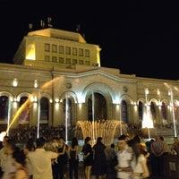 Снимок сделан в Площадь Республики пользователем Мацак 7/7/2012