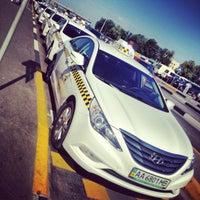 Photo taken at Terminal B Parking by Valera on 6/30/2012