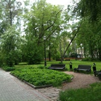 Photo taken at Детская площадка by Anna on 5/14/2012