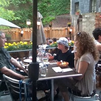 Photo taken at Medi Winebar by Steven B. on 5/20/2012
