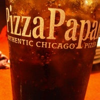 Photo taken at Pizza Papalis by Amy U. on 2/24/2012