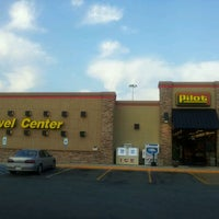 Photo taken at Pilot Travel Center by Eric W. on 5/1/2012