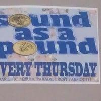 Photo taken at Sound As A Pound by Bradley A. on 6/28/2012