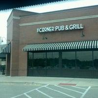 Photo taken at Corner Pub & Grill by doug v. on 4/3/2012