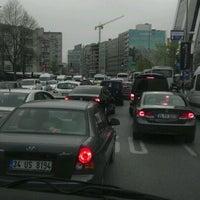 Photo taken at E-5 by Tuğçe K. on 4/13/2012