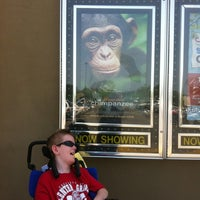 Photo taken at Cinemark Movies 8 by Kathy W. on 7/6/2012