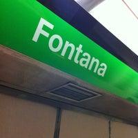 Photo taken at METRO Fontana by Richard J. on 3/15/2012