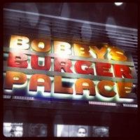 Photo taken at Bobby's Burger Palace by Rob O. on 9/6/2012