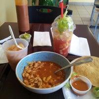 Photo taken at Bionicos Marisol by Joel S. on 7/15/2012