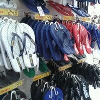 Photo taken at Bata by Naxih H. on 3/6/2012