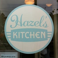 Photo taken at Hazel's Kitchen by Guillaume D. on 3/17/2012
