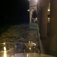 Photo taken at Pimms at Cap Juluca by Dean P. on 4/17/2012