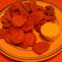 Photo taken at Nate's Seafood & Steakhouse by stephanie s. on 7/8/2012