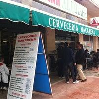 Photo taken at Cerveceria Macarena Aljarafe by Amayita R. on 3/24/2012