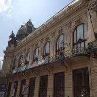Photo taken at Republic Square by Marek L. on 7/5/2012