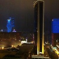 Photo taken at MGM Macau by SAHTIT P. on 3/9/2012