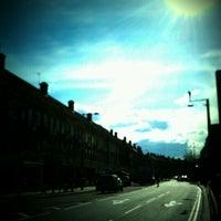 Photo taken at Richmond High Street by Thilo W. on 4/30/2012