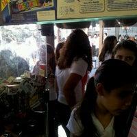 Photo taken at Cantina do Ideal Cidade Nova by Clay R. on 5/7/2012