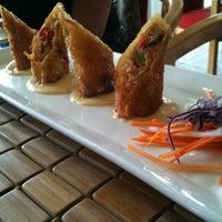 Photo taken at Japon Sushi Bar by Lori S. on 7/4/2012