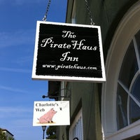 Photo taken at Pirate Haus by Robert A. on 7/3/2012