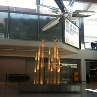 Photo taken at Terminal 1 by Olya O. on 5/5/2012