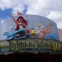 Photo taken at Voyage of The Little Mermaid by Greg T. on 3/6/2012