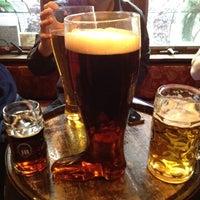 Photo taken at Heidelberg Restaurant by Milla H. on 2/25/2012