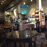 Photo taken at La Buvette Wine & Grocery by Mark S. on 3/29/2012