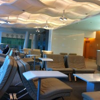 Photo taken at Delta Sky Club by Ed A. on 3/12/2012