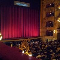 7/25/2012 tarihinde Sara R.ziyaretçi tarafından Liceu Opera Barcelona'de çekilen fotoğraf