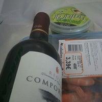 Photo taken at Mercadona by Via F. on 3/10/2012