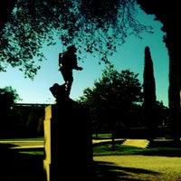Photo taken at Rodin Sculpture Garden by kumi m. on 9/7/2012