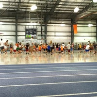 Photo taken at Mahomet-Seymour High School by Sandy H. on 6/6/2012
