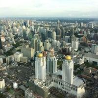 Photo taken at Bangkok Balcony by Itti I. on 5/3/2012